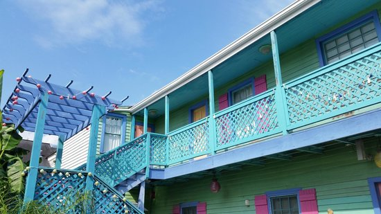 Creole Gardens Guesthouse Bed & Breakfast: the hotel