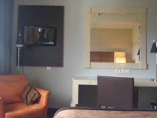 Holiday Inn Madrid - Las Tablas: Inn Tablas