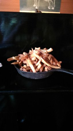 "Prohibition Pig: Duck Fat Fries, or as we called them ""Fries"""