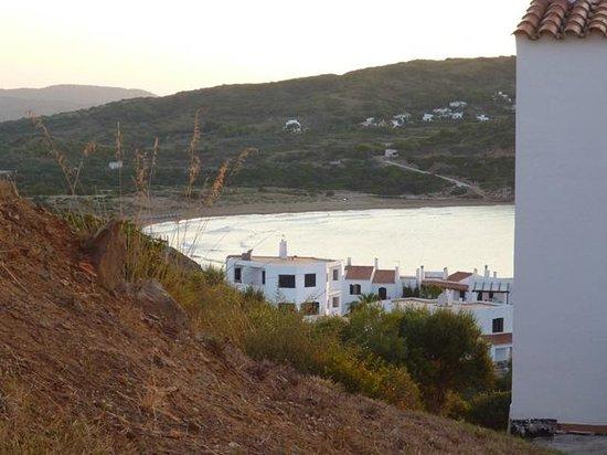 TRH Tirant Playa: Vista de Cala Tirant
