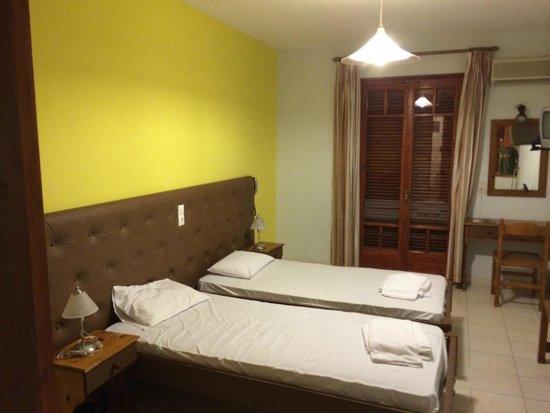 Hotel Castello Beach : Номер
