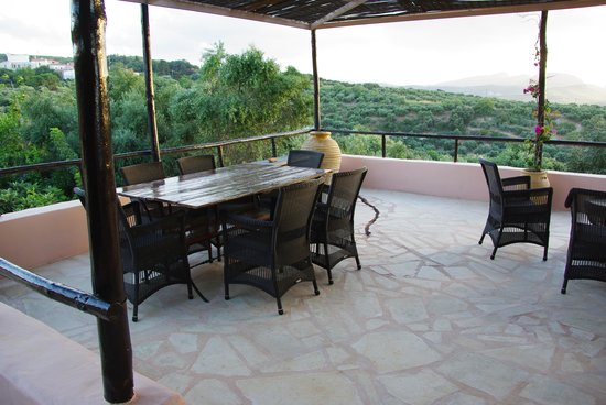 Elia Hotel & Spa: la terrasse