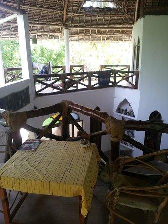 Casa Umoja: у двери в номер