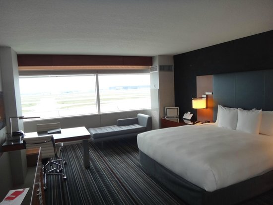 Grand Hyatt DFW: Room