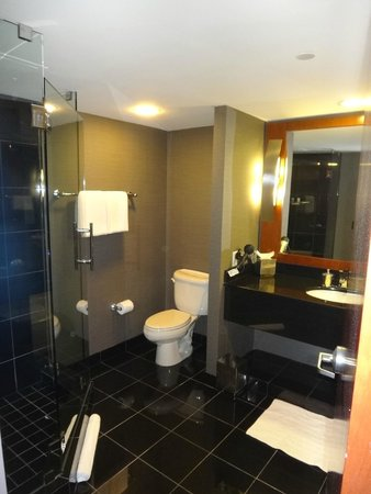 Grand Hyatt DFW: Bathroom