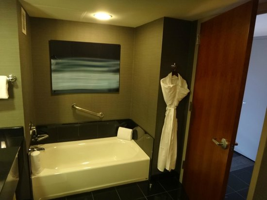 Grand Hyatt DFW: Bathtub