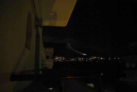 Hotel Thalia: Вид с балкона