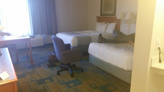La Quinta Inn & Suites Grand Junction: 2 full beds