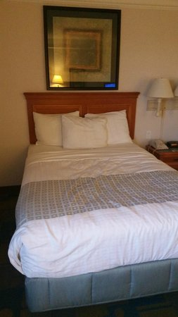 La Quinta Inn & Suites Grand Junction: bed