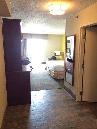 Hilton Garden Inn Orange Beach: King Beach Front room