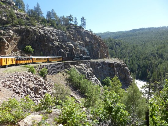 Durango and Silverton Narrow Gauge Railroad and Museum : The obligatory photo
