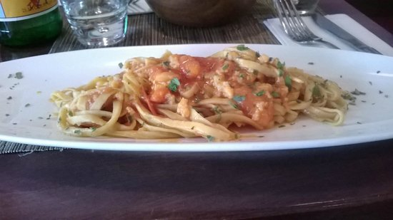 Piccola Cucina: Linguine all'astice