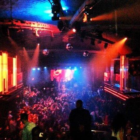 Fontainebleau Miami Beach: Liv club ( dentro do hotel )