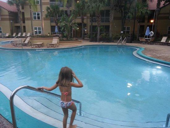 Blue Tree Resort at Lake Buena Vista : Área de uma das piscinas