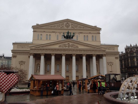 Bolschoi-Theater: Bolshoi theater