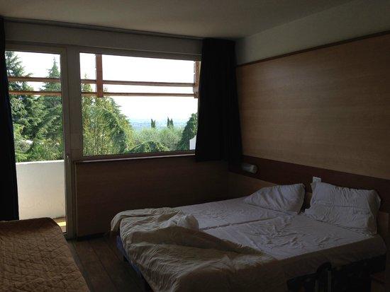 Hotel Centro Turistico Gardesano: Camera