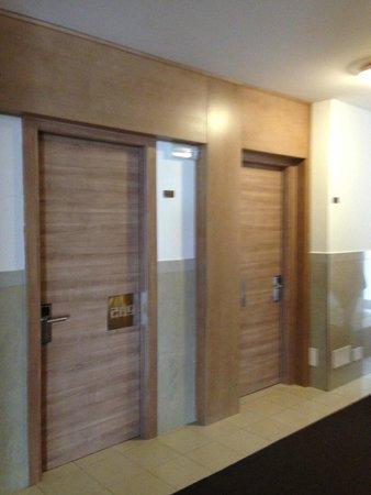 Hotel Centro Turistico Gardesano: Corridoio
