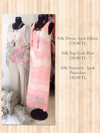 Downtown Fethiye: Silk