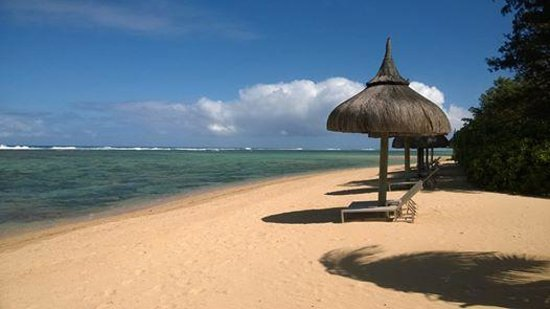 Sofitel So Mauritius: beach