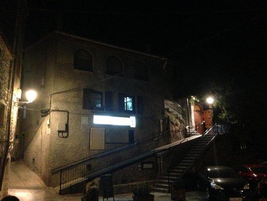 Arbolí, España: Самый замечательный ресторан