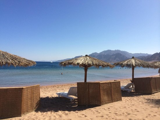 Swiss Inn Resort : photo de la plage