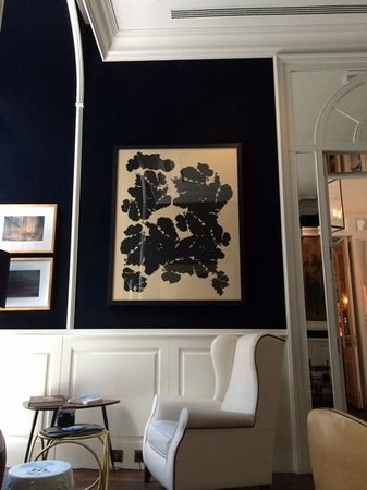 Only YOU Boutique Hotel Madrid : lounge