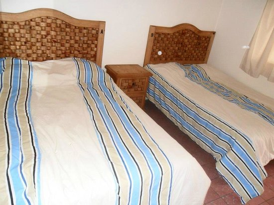 Hostal San Judas Tadeo: Habitacion Privada