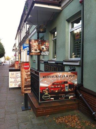 Restauracja & Pub Korona