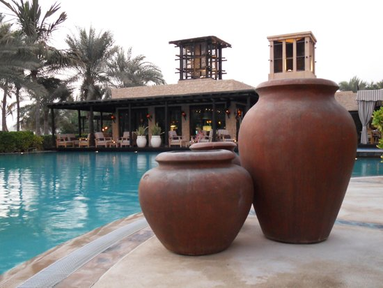 The Palace at One&Only Royal Mirage Dubai: Piscine du Royal Mirage