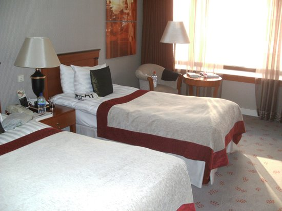 InterContinental Budapest : Twin Room