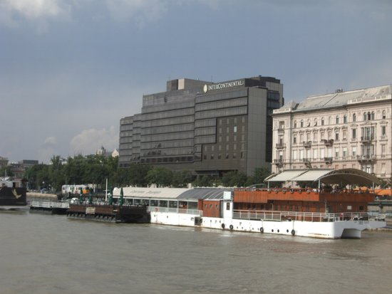 InterContinental Budapest : Hotel on the river