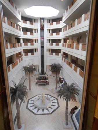 Saphir Palace & Spa: De leuke lift!