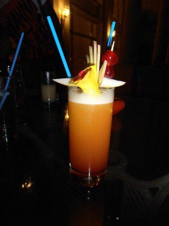 Saphir Palace & Spa: cocktail van Ramzi