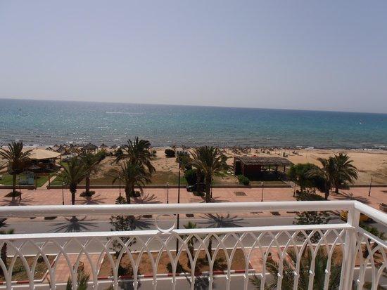 Saphir Palace & Spa: uitzicht vanuit de kamer