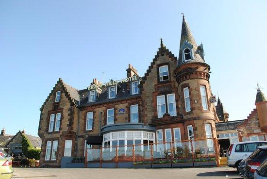 Best Western Edinburgh South Braid Hills Hotel: Hotel front