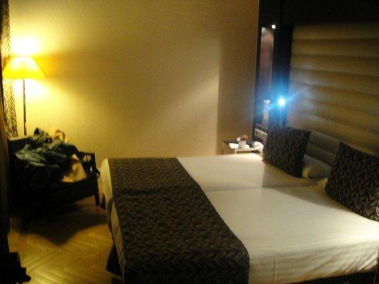 Eurostars Thalia Hotel: Quarto