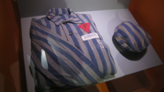 Mémorial de Caen : la chaqueta