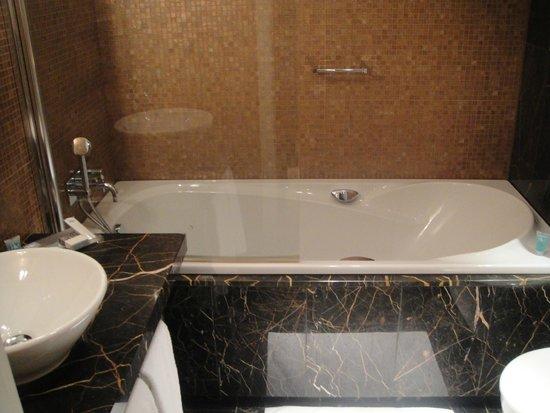 Eurostars Thalia Hotel: Banheiro