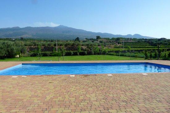 Hotel Feudo Vagliasindi : La piscine