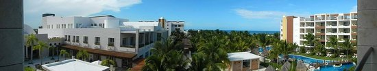 Excellence Playa Mujeres: Panorama from 7351