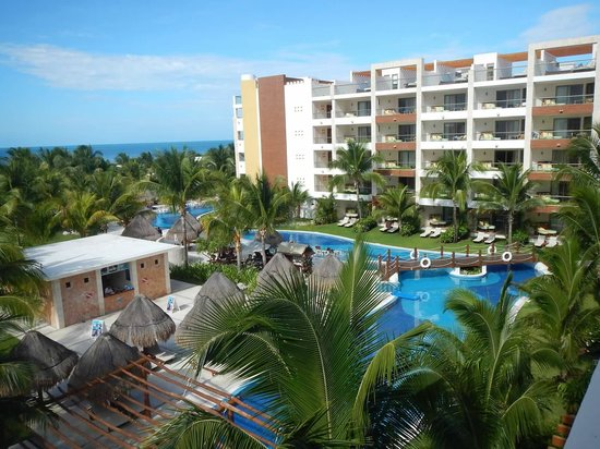 Excellence Playa Mujeres: View from 7351