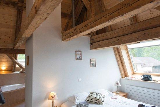 Petit Hotel de Chaumont : Zimmer Nr. 5