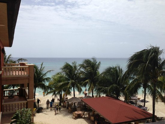 Infinity Bay Spa and Beach Resort: vista