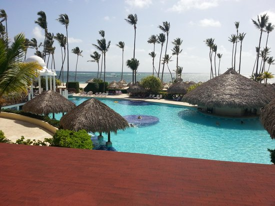 Paradisus Palma Real Golf & Spa Resort: Main Pool