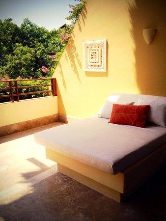 Grand Velas Riviera Maya: Zen Suite Balcony