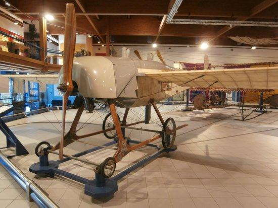 Museo dell'Aeronautica Gianni Caproni : Caproni Bristol