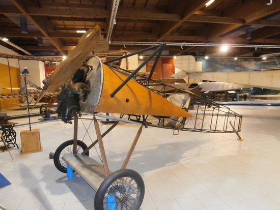 Museo dell'Aeronautica Gianni Caproni : Fokker