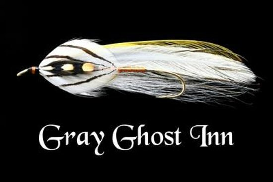 Gray Ghost Inn : Our Logo