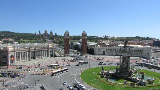 Plaza de España (Plaça d'Espanya): Plaza Espanya