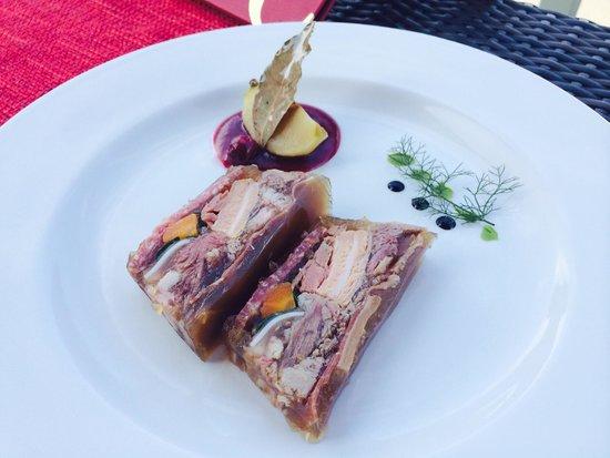 The Quai: Pork terrine